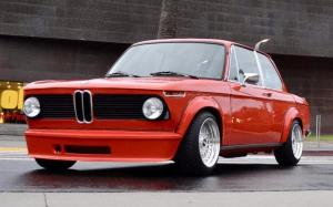 BMW 2002 tii by CATuned on BBS Wheels (E10) (NA) '1973