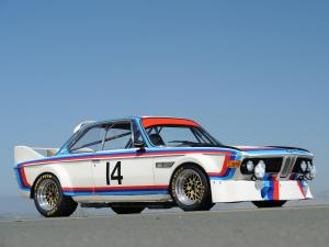 1973 BMW 3.0 CSL Group 2 Competition Coupe