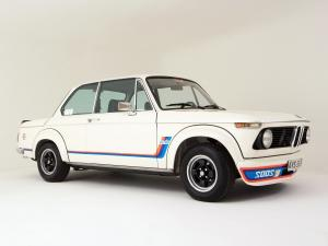 BMW 2002 Turbo 1974 года