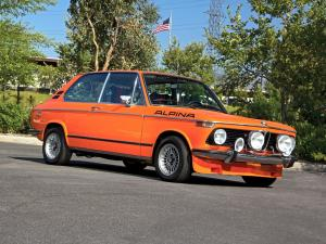 1974 BMW 2002 tii Touring by Alpina