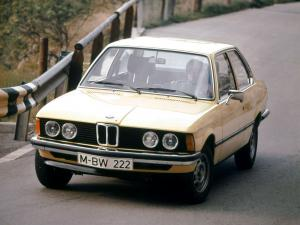 1975 BMW 320i Coupe