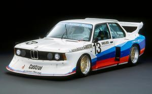 BMW 320i Turbo Group 5 1977 года