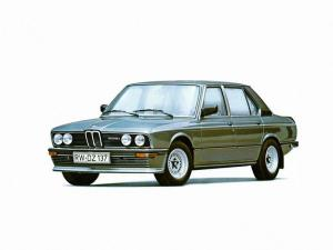 BMW 5-Series by BBS 1977 года