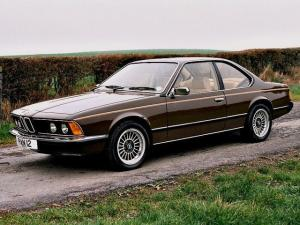 1979 BMW 633 CSi Hallmark Edition