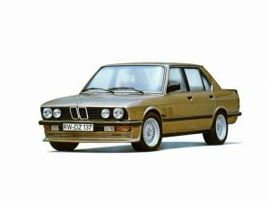 1981 BMW 5-Series by BBS