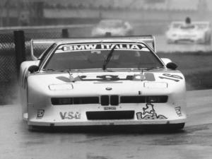 1982 BMW M1 Group 5