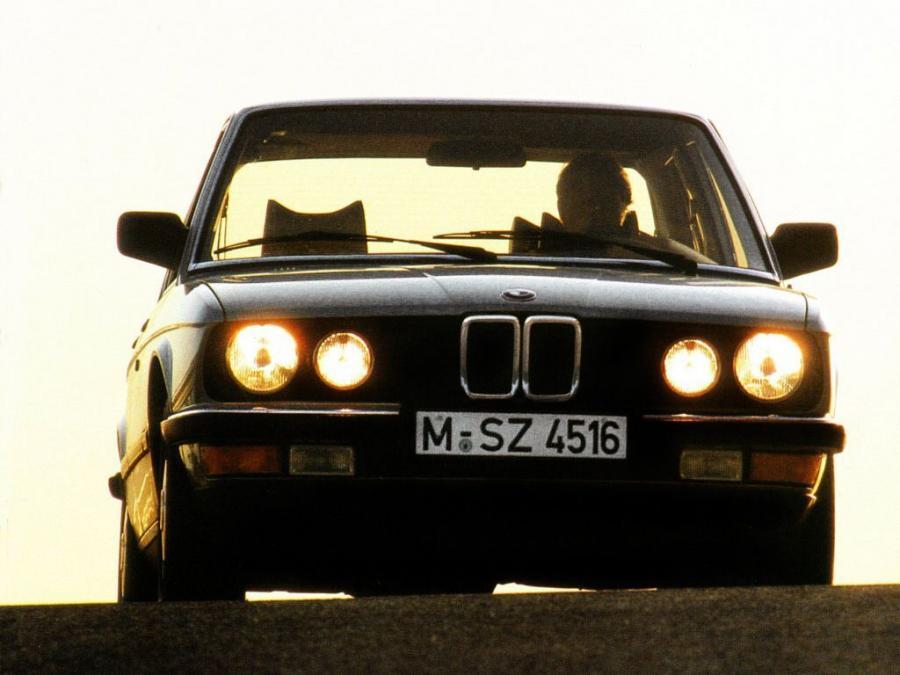 Bmw 524td 1983 Vercity