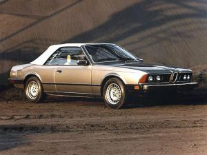 1983 BMW 635 CSi Convertible by Hy-Tech