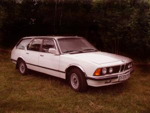 1983 BMW 732i Famille Wolters Stein