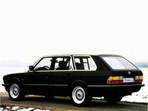 1984 BMW 5-Series Touring by Schulz Tuning