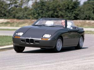 BMW Z1 Prototype 1984 года