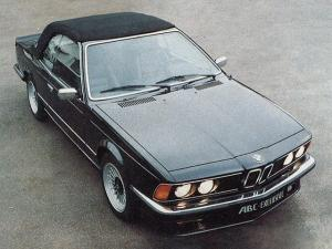BMW 6-Series Convertible by ABC Exclusive 1985 года