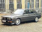 BMW H5s by Hartge 1985 года