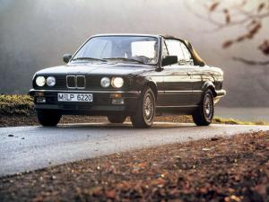 1986 BMW 325i Convertible