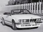 BMW 635CSi Convertible by Gemballa 1986 года