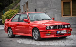 BMW M3 Coupe 1986 года (WW)