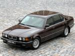 BMW 750iL Security 1987 года