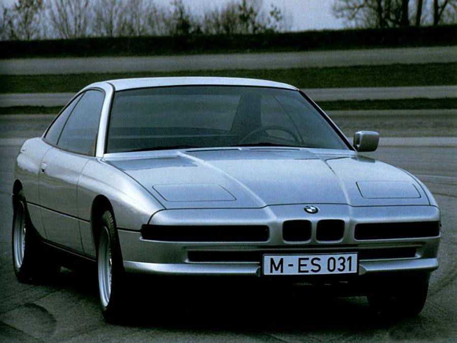 BMW 8-Series Prototype