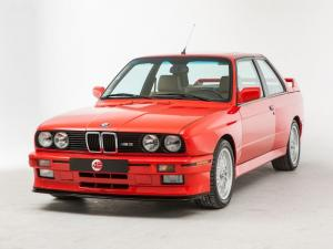 1987 BMW M3 Coupe