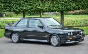 BMW M3 Coupe 1987 года