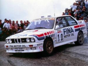 BMW M3 Group A Rally