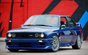 BMW M3 Coupe (E30) '1988