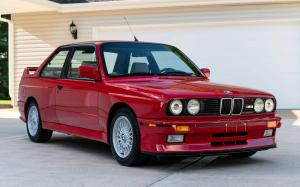 BMW M3 Coupe (E30) (NA) '1988