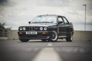 1988 BMW M3 Evolution II