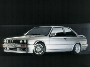 1989 BMW 325i Coupe M-Technik