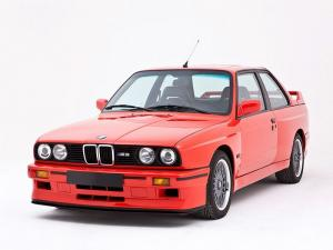 1989 BMW M3 Sport Evolution