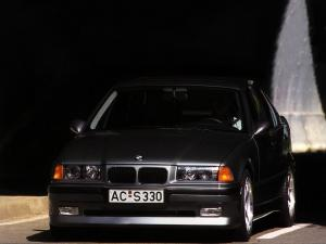 1990 BMW ACS3 Sedan by AC Schnitzer