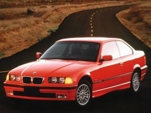 BMW 3-Series Coupe 1991 года (US)