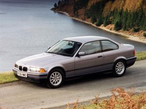 BMW 318is Coupe 1991 года (UK)