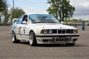 1991 BMW M5 Sedan IMSA Race Car
