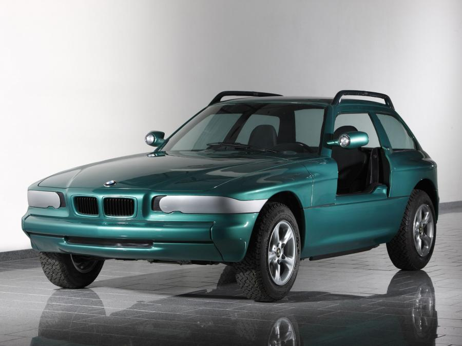 1991 BMW Z1 Coupe Prototype