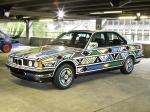 BMW 525i Art Car by Esther Mahlangu 1992 года