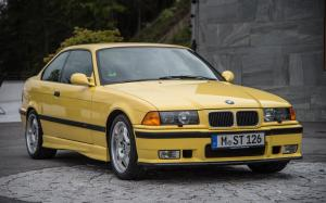 BMW M3 Coupe 3.0 (E36) (WW) '1992 - 95
