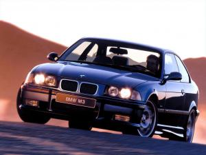 1992 BMW M3 Coupe
