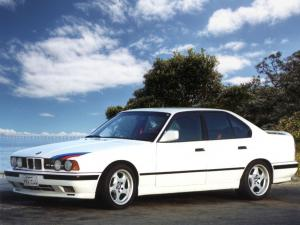 1992 BMW M5 Naghi Motors Edition