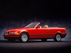 BMW 3-Series Convertible 1993 года (US)