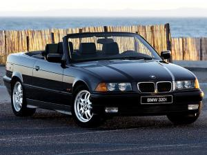 1993 BMW 320i Convertible