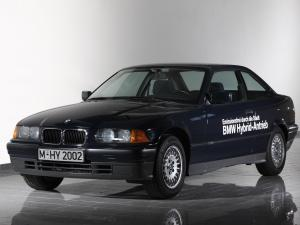 1994 BMW 3-Series Coupe Hybrid Concept