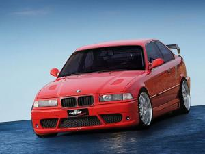 BMW 3-Series CLR Bodykit by Lumma Design 1995 года