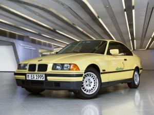 1995 BMW 3-Series Coupe Electro-Antrieb