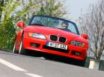 BMW Z3 1.9 Roadster 1995 года