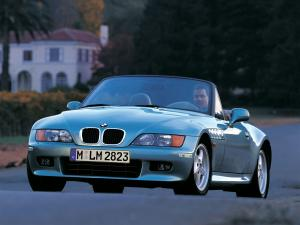 BMW Z3 Roadster 1995 года