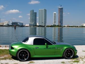 1996 BMW Z3 Roadster by MCP Racing