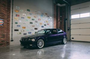 1997 BMW 3-Series Compact V8 4.7 by Hartage