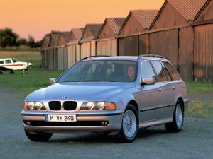 BMW 5-Series Touring 1997 года