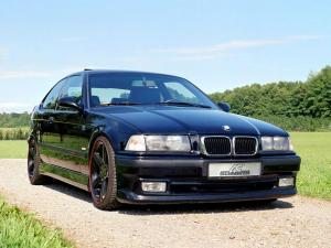 BMW ACS3 3.2 Compact 10 Years Limited Edition by AC Schnitzer 1997 года